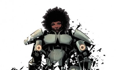 Riri Williams is Iron Man