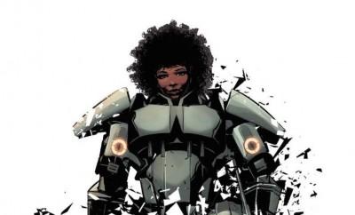 Riri Williams is Iron Man