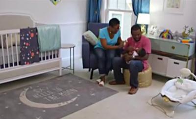 An inspired nursery