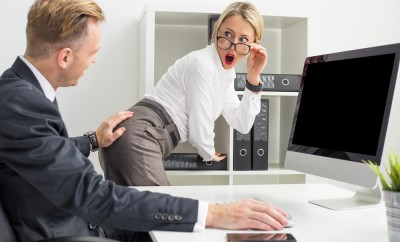 Sexual harrassment at the office
