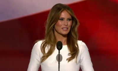 Melania Trump's Speech at the Republican National Convention in Cleveland, Ohio