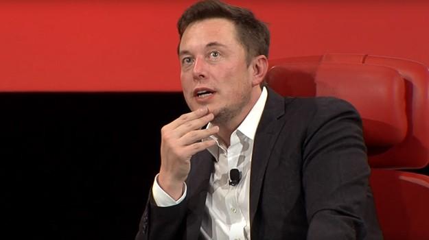 Elon Musk simulation
