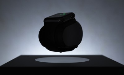 Most Interesting Kickstarter Campaigns - Lift, the anti-gravity smartwatch charger.