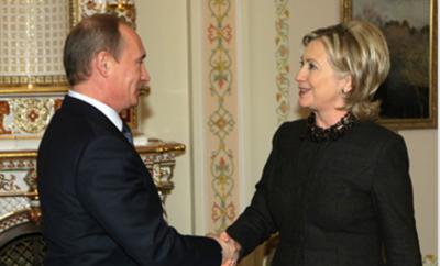 Russia, clinton, putin