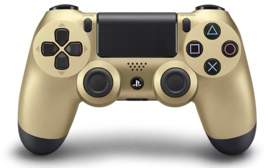ps4-controller-gold