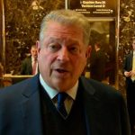 Al Gore in Trump tower