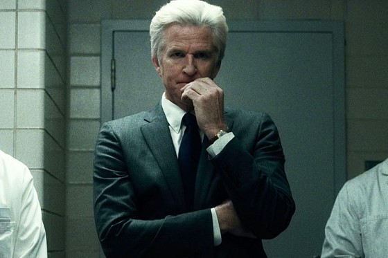 Matthew Modine doctor brenner