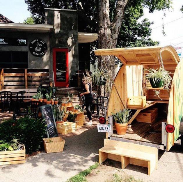 Bongo Java Nashville coffees shop
