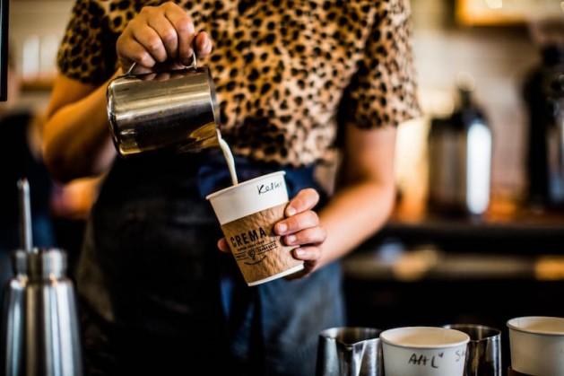 Crema coffee roasters nashville, TN