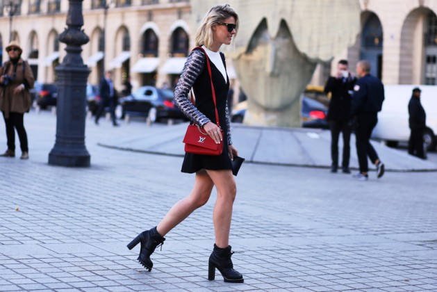 Model street style, models off-duty, fashion, style