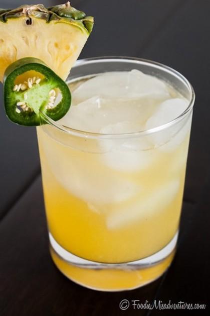 pineapple jalapeno margarita recipes