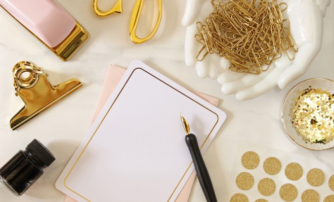 pink-gold-and-white-over-head-desktop-background-with-room-for-copy
