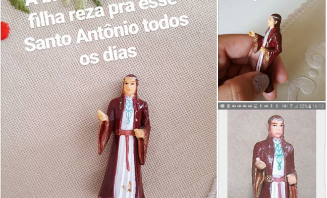 Saint Anthony and elrond