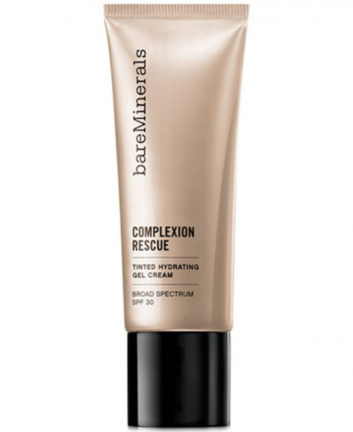 Bare Minerals complexion rescue to hydrate skin and get me through the week