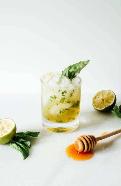 honey basil margarita recipes
