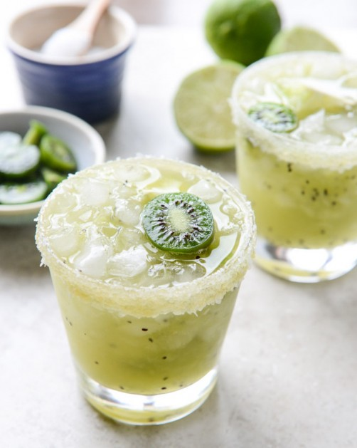 kiwi margarita recipe for national margarita day