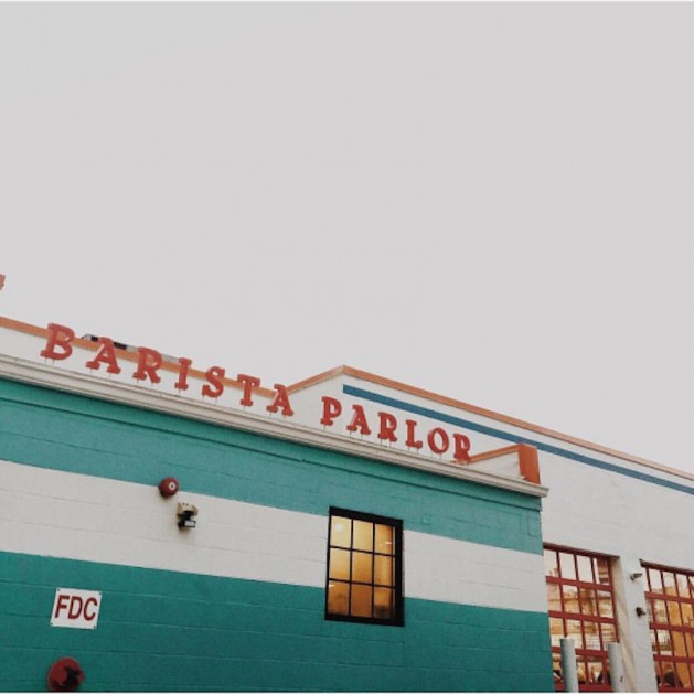 Barista Parlor Nashville best coffee shops
