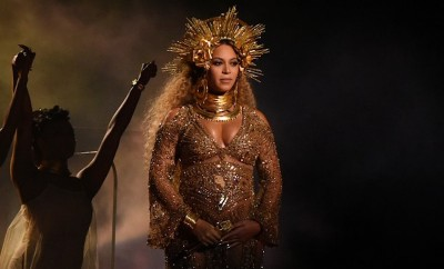 Beyonce at 2017 Grammys