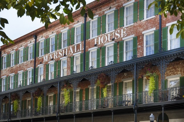 Marshall-House-Savannah-Georgia