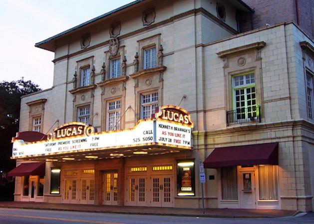 savannah theater in Georgia