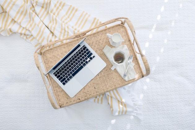 how to make an online portfolio
