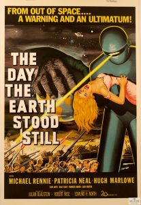 The Day the Earth Stood Still movie remakes