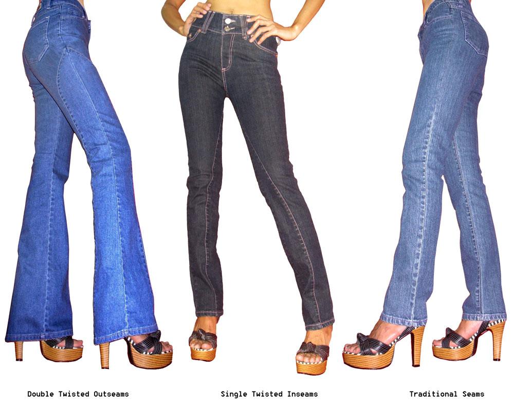 latina jeans