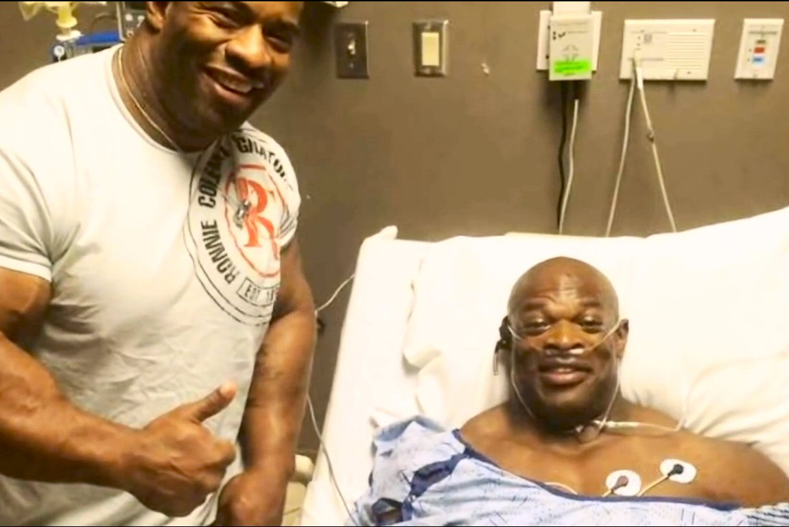 Ronnie Coleman Surgery - Why He Needed It - men's trait
