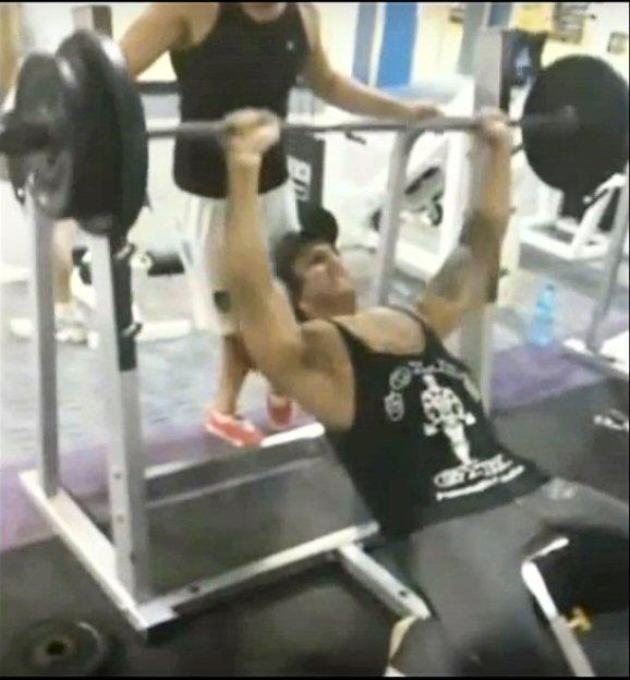 zyzz workout