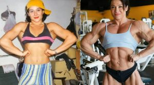 before and after steroids