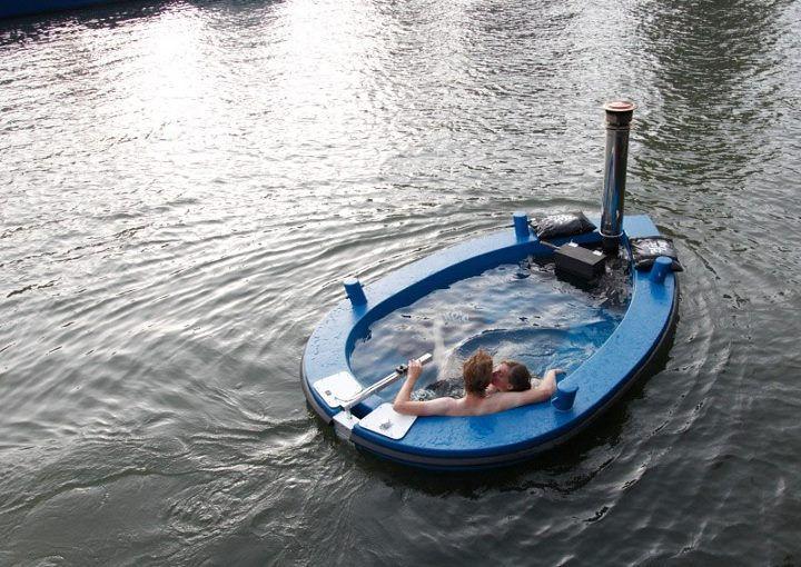 hot tug boat