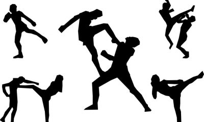 list of martial arts