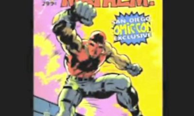 mayhem comics