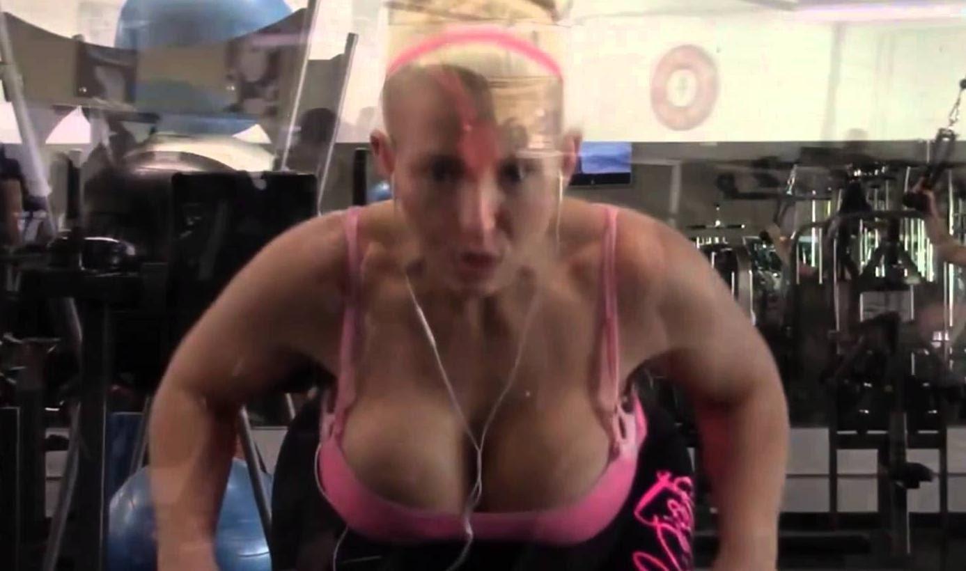 Nude grouping big tits
