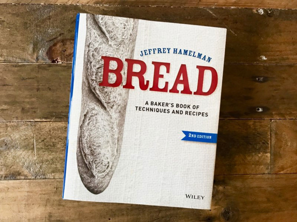 Bread- A Baker's Book of Techniques and Recipes